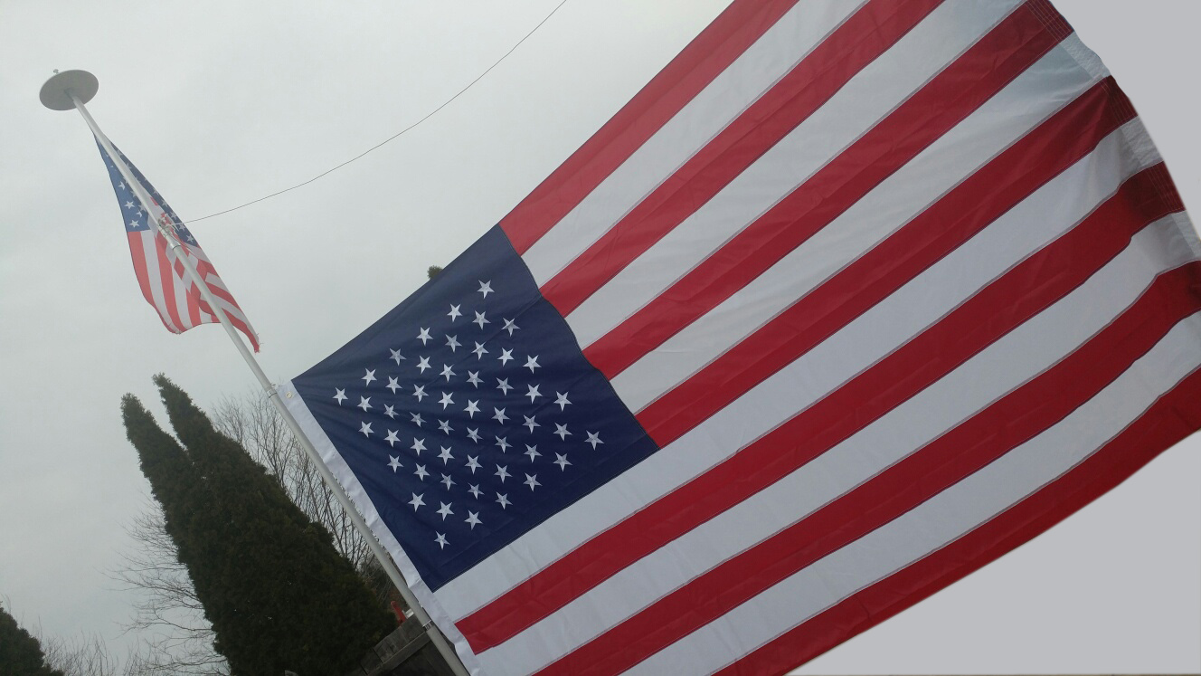 8 X 12 American Flag Product Details