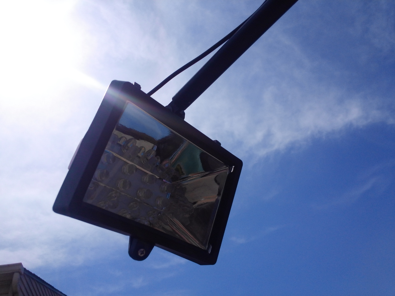 Commercial Solar Billboard Light 2 Product Details