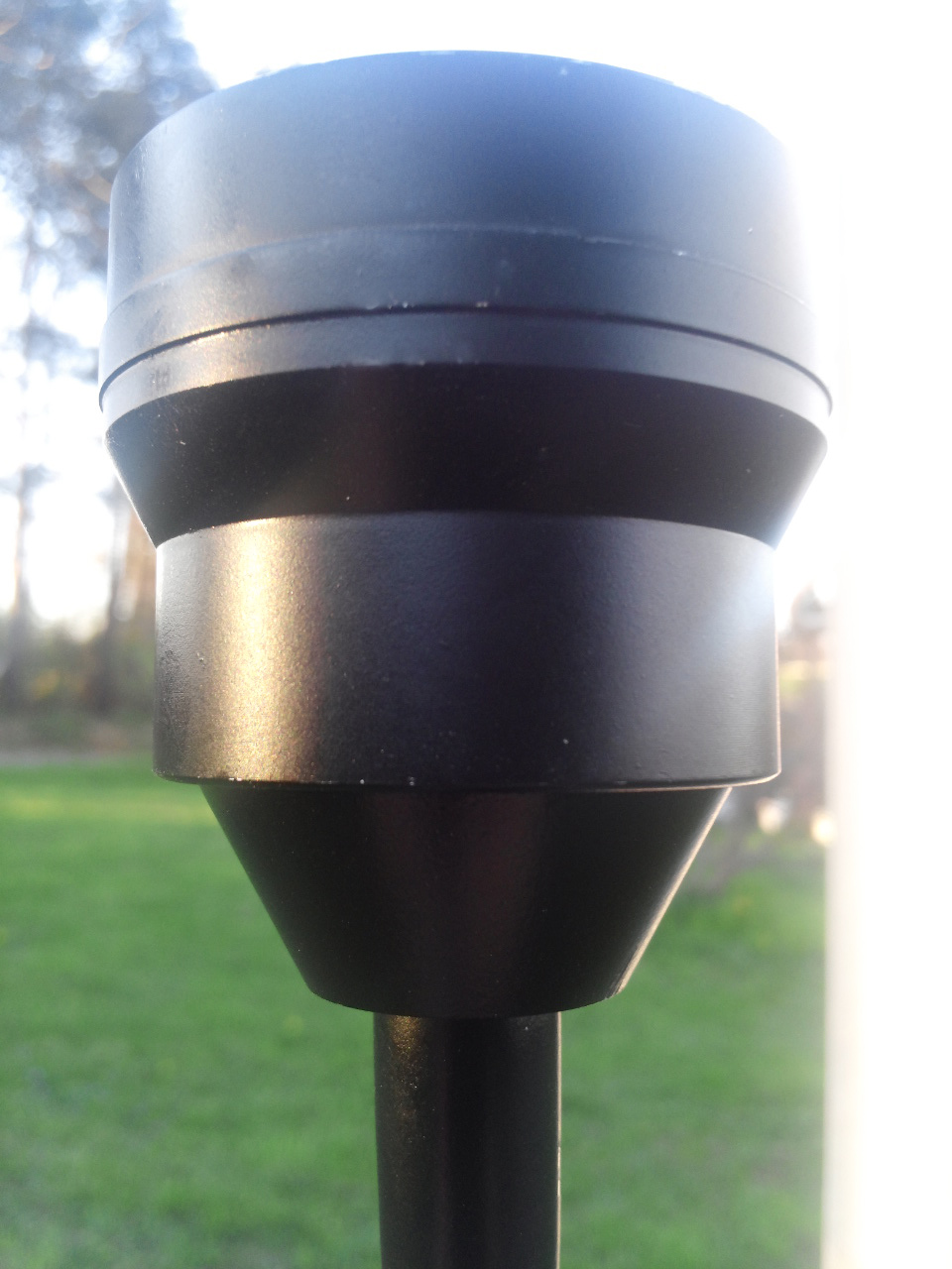 Commercial Solar Flagpole Light Ultra Series- Light Head