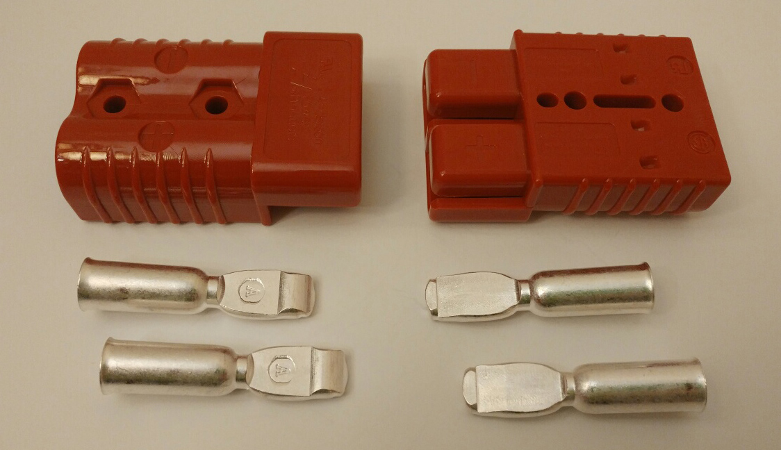 Connector Plugs and Contacts