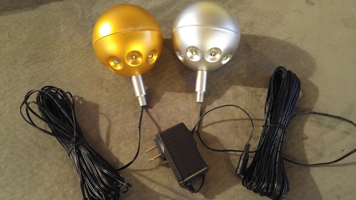 Flagpole Ball With Led Lights Product Details