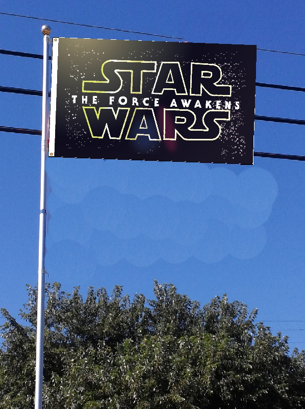 Star Wars Flag