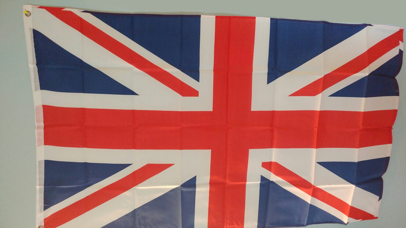United Kingdom Great Britain Flag