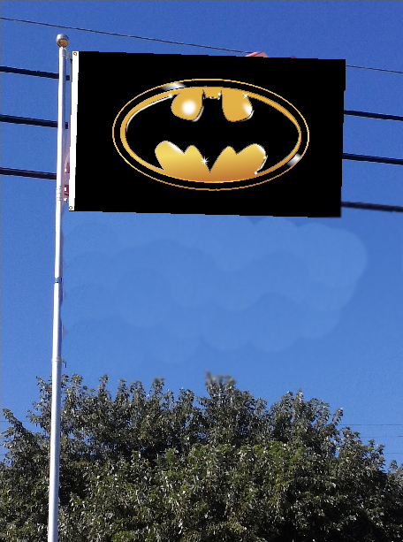 Batman Flag