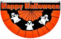 Halloween Ghost Flag Bunting