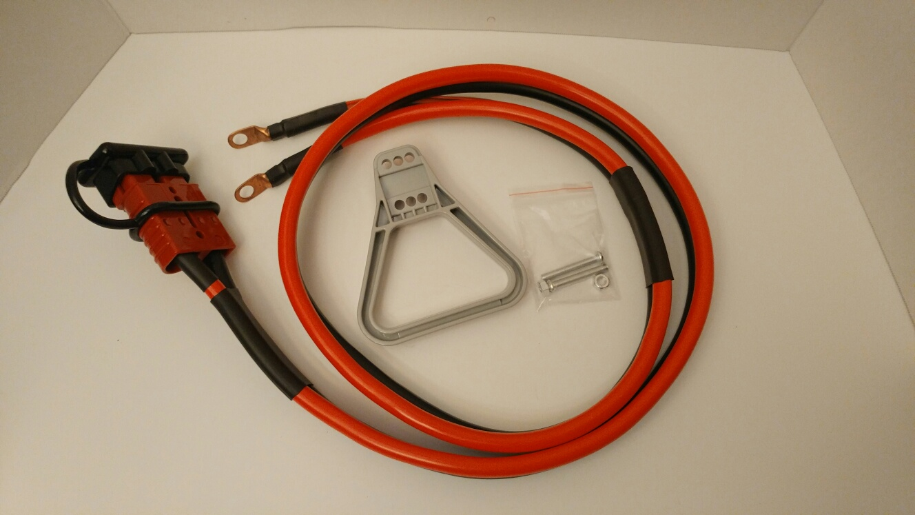 800amp Commercial Jump Cable Set