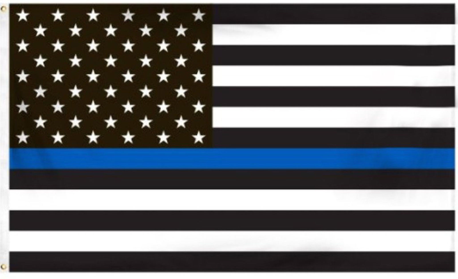 Blue Lives Matter - Law Enforcement Flag