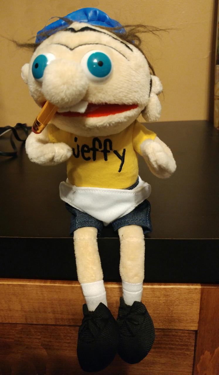 Jeffy Doll 10 Quot Product Details