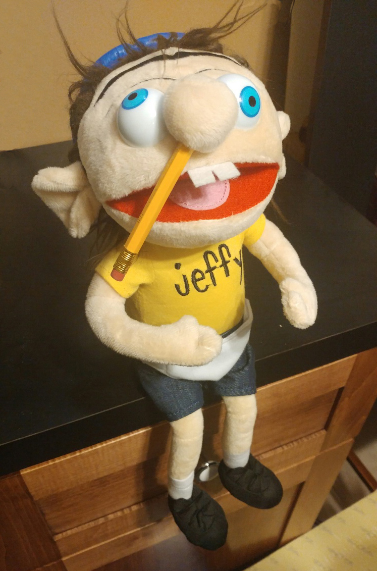jeffy doll