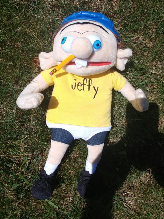 jeffy puppet